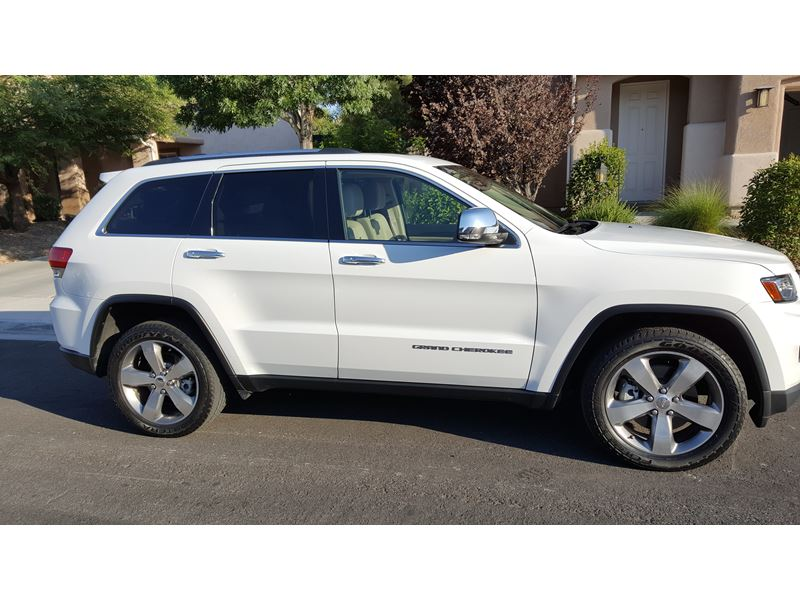 2014 jeep grand cherokee for sale by owner in las vegas nv 89158. Black Bedroom Furniture Sets. Home Design Ideas