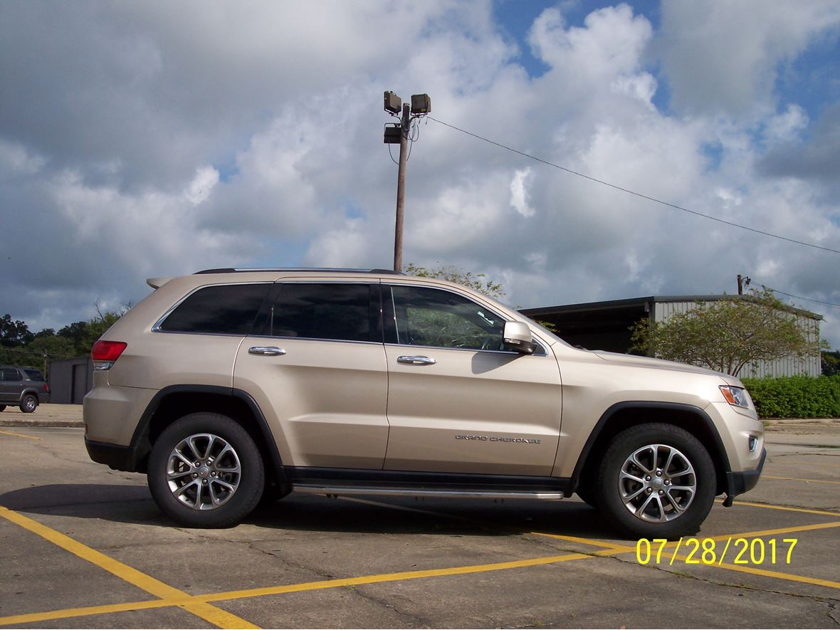 2014 Jeep Grand Cherokee for sale by owner in Thibodaux