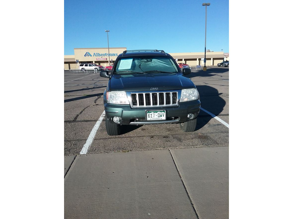 2004 Jeep Grand Cherokee Limited for sale by owner in Pueblo