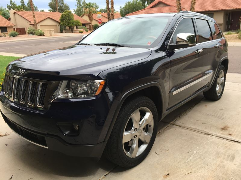 2012 jeep grand cherokee srt for sale by owner in scottsdale az. Cars Review. Best American Auto & Cars Review