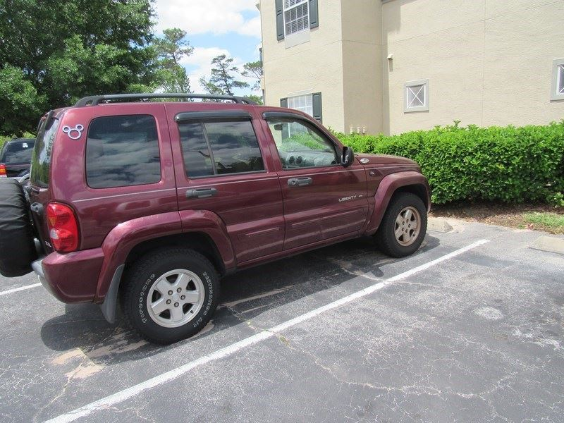 used 2002 jeep liberty for sale by owner in orlando fl 32899. Black Bedroom Furniture Sets. Home Design Ideas