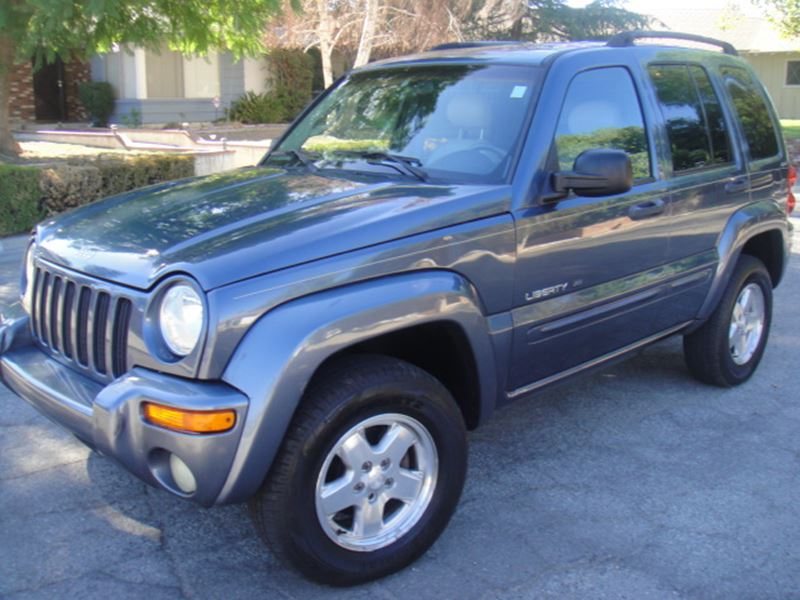 used 2002 jeep liberty for sale by owner in hemet ca 92546. Black Bedroom Furniture Sets. Home Design Ideas