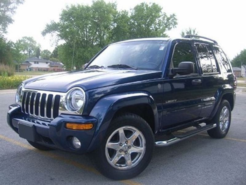 used 2004 jeep liberty for sale by owner in oregon city or 97045. Black Bedroom Furniture Sets. Home Design Ideas