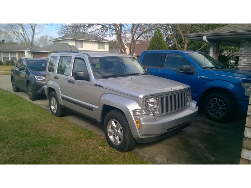 2012 Jeep Liberty for sale by owner in La Place