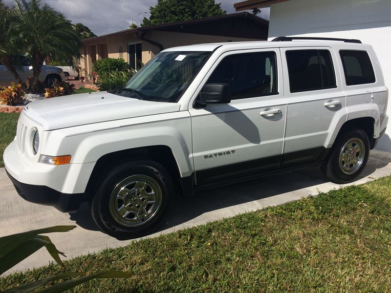 2015 jeep patriot for sale by owner in miami fl 33183. Black Bedroom Furniture Sets. Home Design Ideas