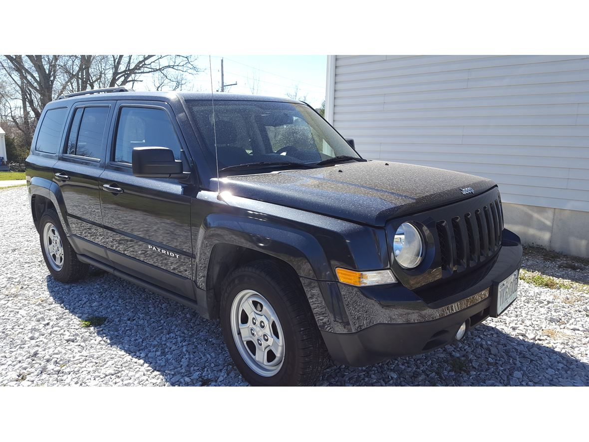 2016 jeep patriot for sale by owner in lake saint louis. Black Bedroom Furniture Sets. Home Design Ideas