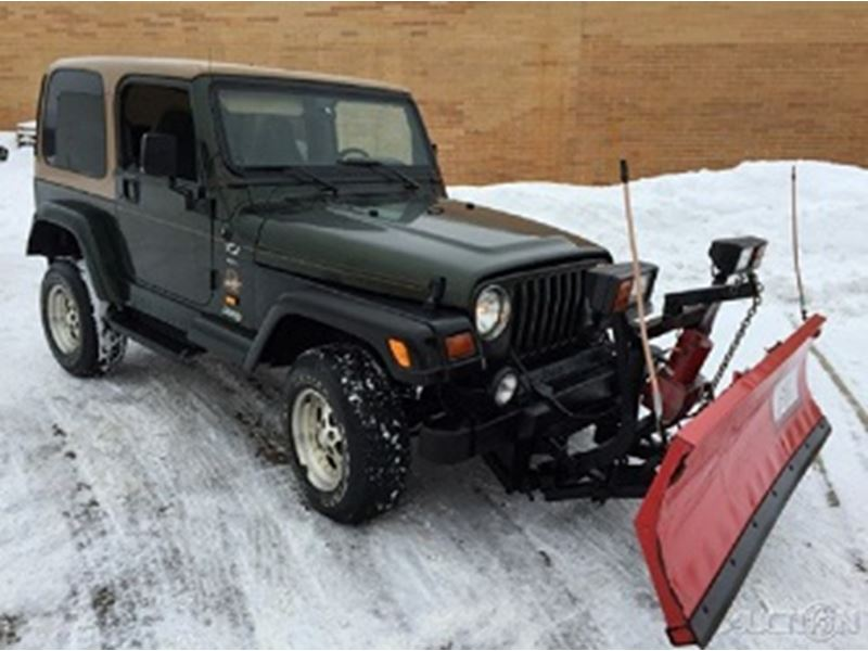 1998 Jeep Sahara For Sale By Private Owner In Chicago Il