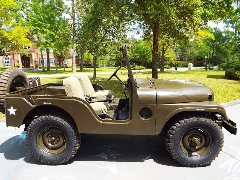 1953 jeep willys m38a1 antique car alsip il 60803. Black Bedroom Furniture Sets. Home Design Ideas
