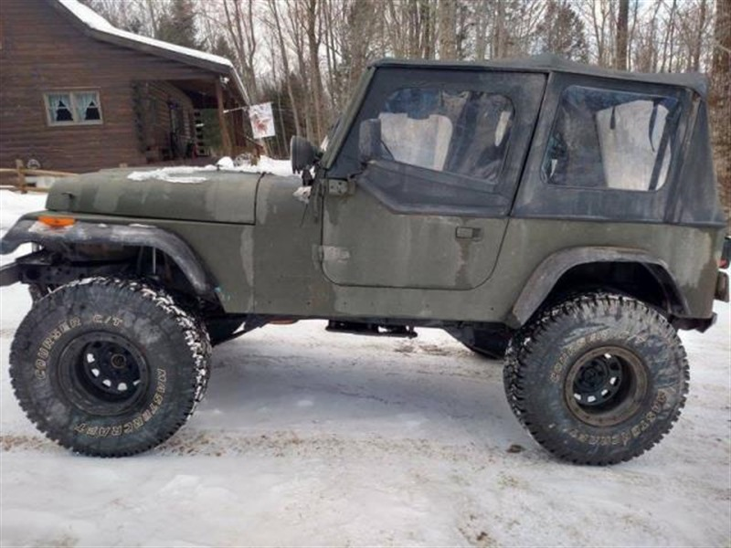 1994 jeep wrangler for sale by owner in tuscarora pa 17982. Black Bedroom Furniture Sets. Home Design Ideas