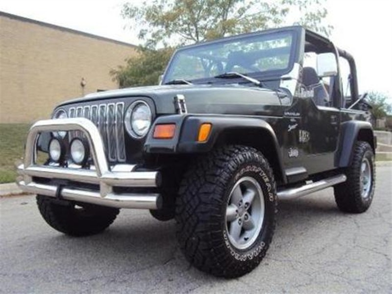 1998 Jeep Wrangler for sale by owner in BROWNSVILLE