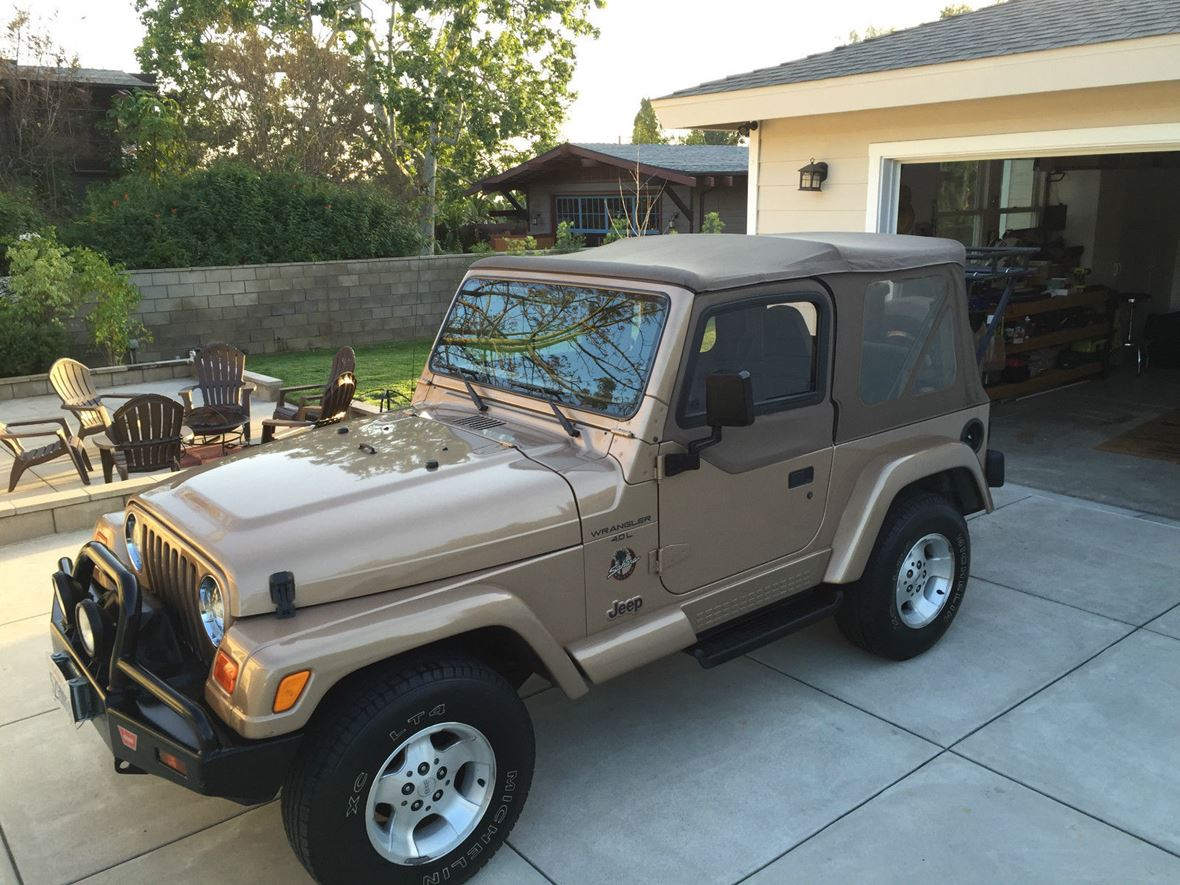 used 2000 jeep wrangler for sale by owner in new york ny 10286. Black Bedroom Furniture Sets. Home Design Ideas
