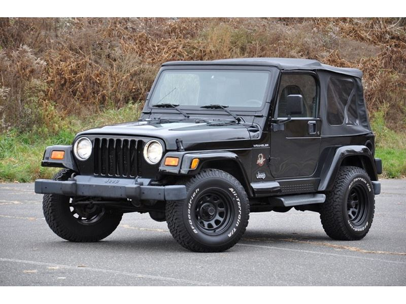 2002 jeep wrangler for sale by owner in san antonio tx 78299. Black Bedroom Furniture Sets. Home Design Ideas
