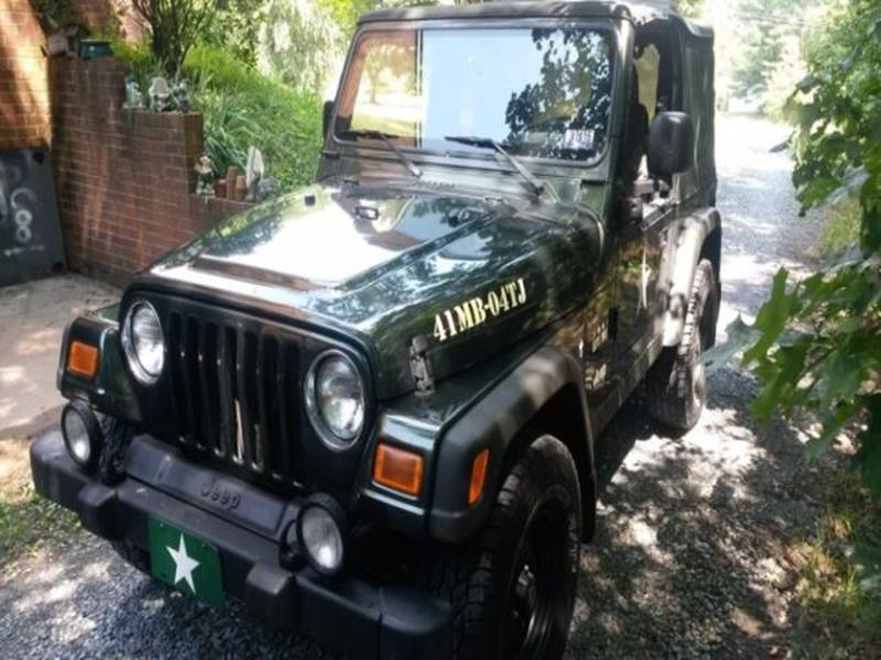 2004 jeep wrangler for sale by private owner in long island ks 67647. Black Bedroom Furniture Sets. Home Design Ideas