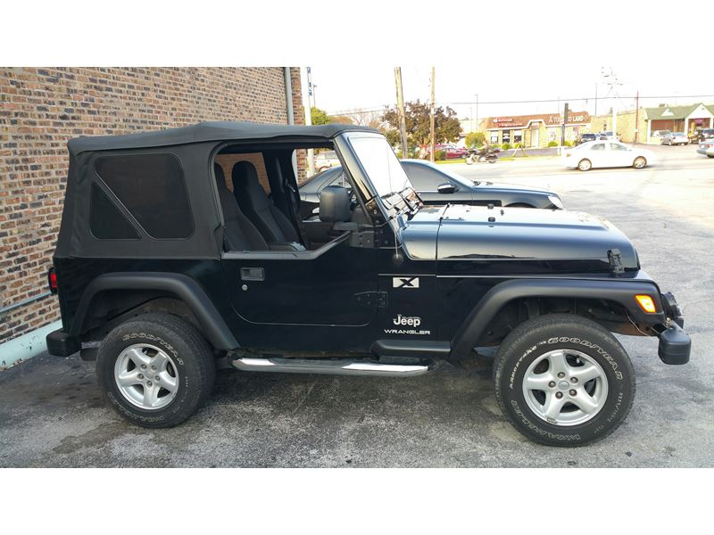 2005 jeep wrangler for sale by owner in chicago il 60701. Black Bedroom Furniture Sets. Home Design Ideas