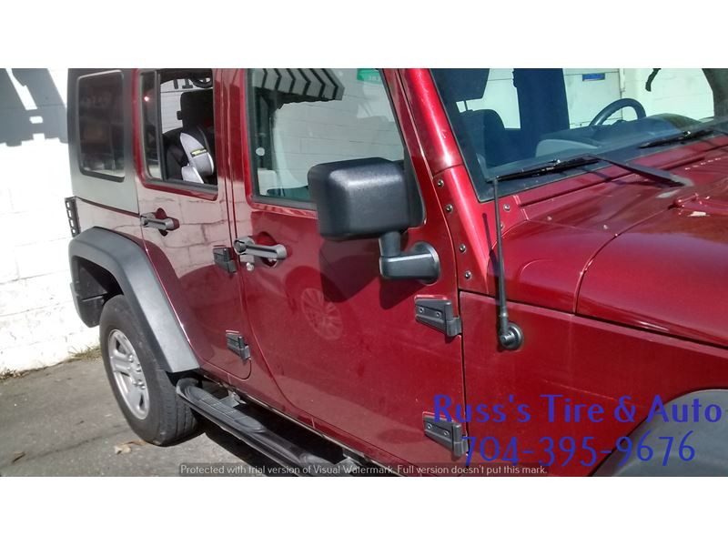2010 jeep wrangler for sale by owner in charlotte nc 28299. Black Bedroom Furniture Sets. Home Design Ideas