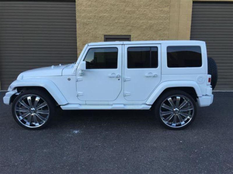 2014 jeep wrangler for sale by owner in tucson az 85756. Black Bedroom Furniture Sets. Home Design Ideas