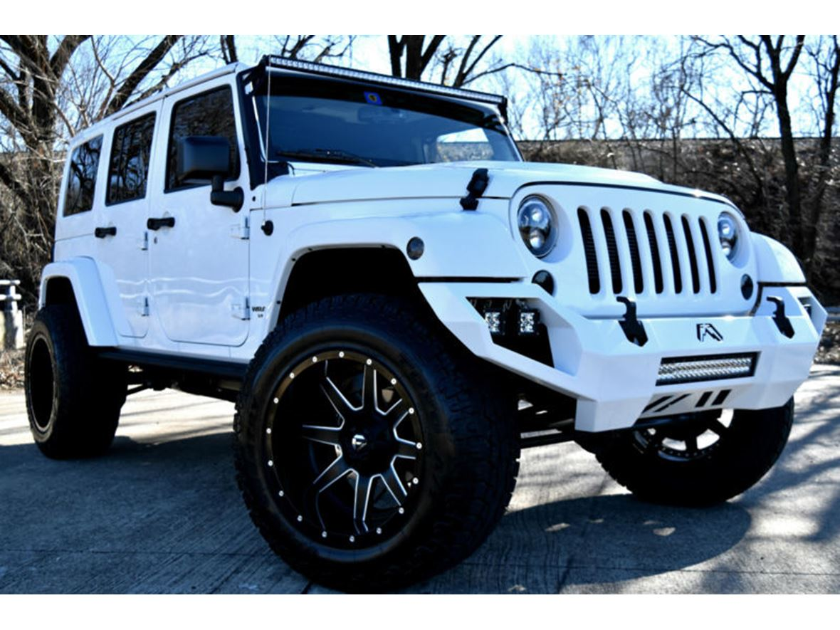 2016 Jeep Wrangler for sale by owner in Wylie