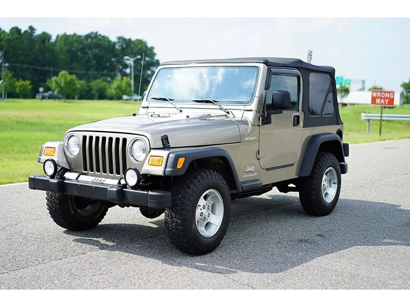 2003 jeep wrangler tj for sale by owner in san jose ca 95127. Black Bedroom Furniture Sets. Home Design Ideas