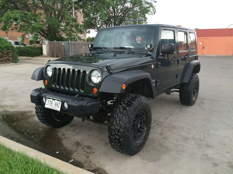2010 jeep wrangler unlimited for sale by private owner in fort collins co 80553. Black Bedroom Furniture Sets. Home Design Ideas