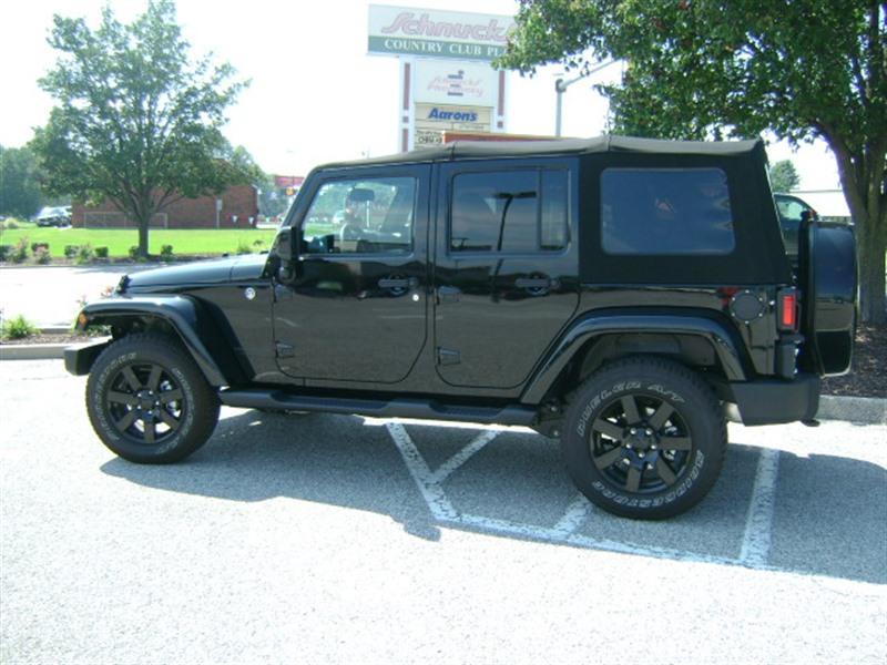 2014 jeep wrangler unlimited sale by owner in belleville il 62226. Black Bedroom Furniture Sets. Home Design Ideas