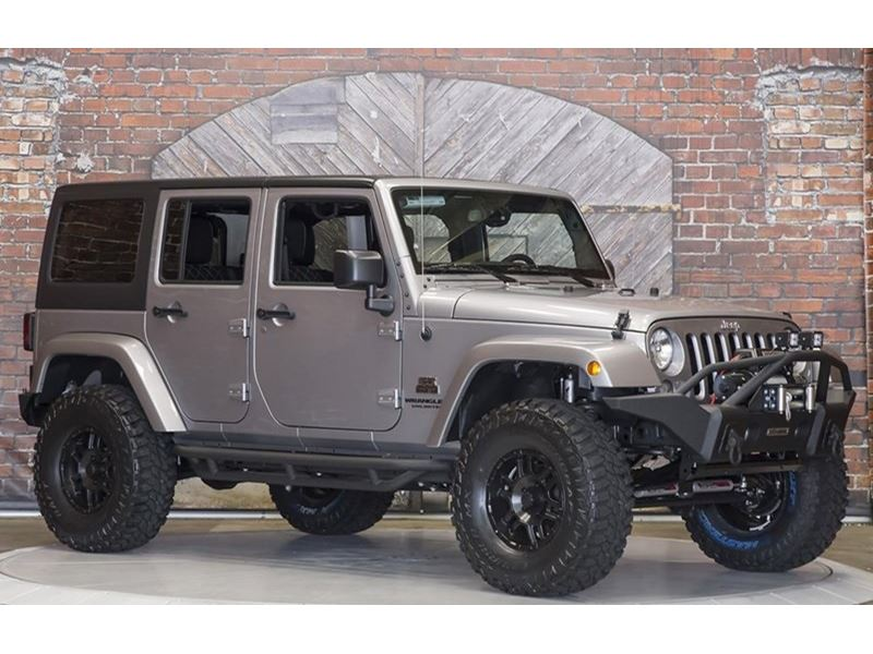 2015 jeep wrangler unlimited for sale by owner in phoenix az 85096. Black Bedroom Furniture Sets. Home Design Ideas