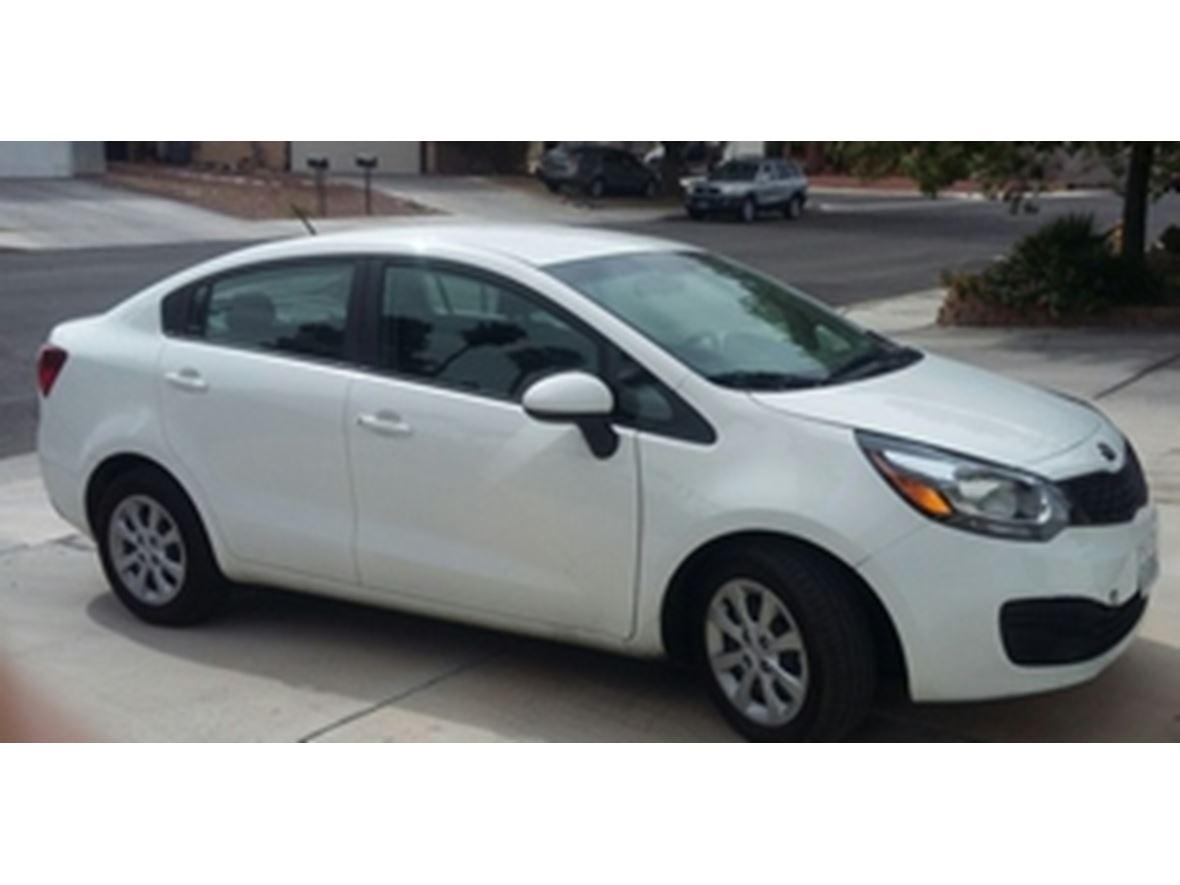 2014 Kia RIO for sale by owner in Las Vegas