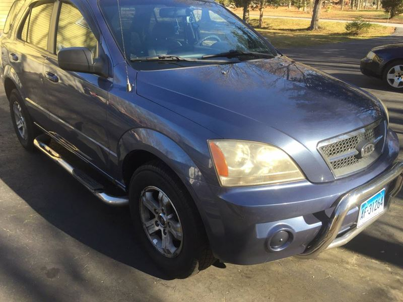 2003 kia sorento for sale by owner in jewett city ct 06351. Black Bedroom Furniture Sets. Home Design Ideas