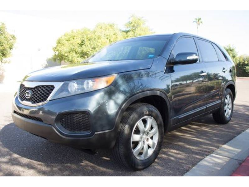 2012 kia sorento for sale by owner in phoenix az 85096. Black Bedroom Furniture Sets. Home Design Ideas