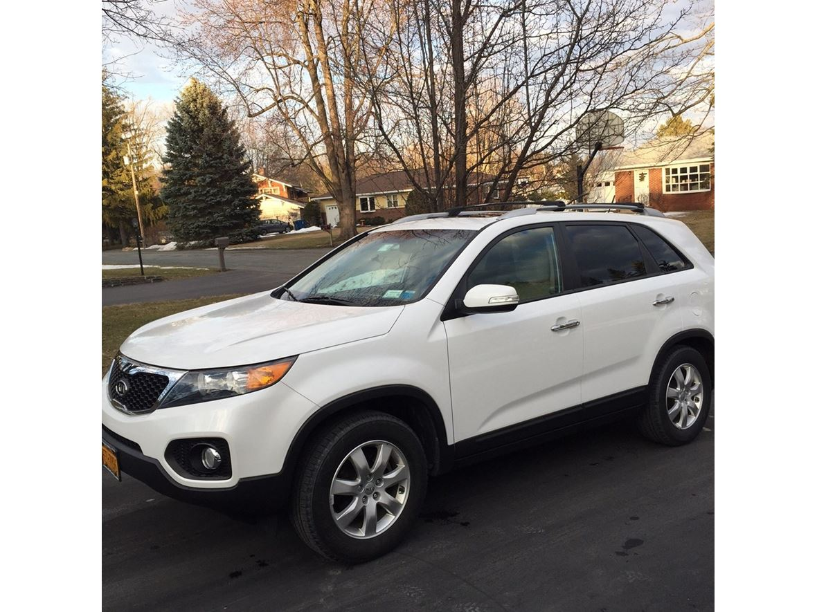used 2012 kia sorento for sale by owner in albany ny 12257. Black Bedroom Furniture Sets. Home Design Ideas