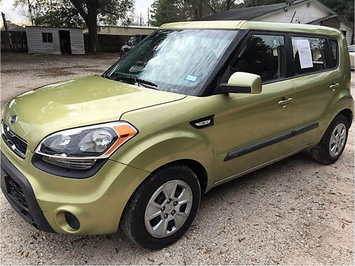 2012 kia soul for sale by private owner in humble tx 77396. Black Bedroom Furniture Sets. Home Design Ideas