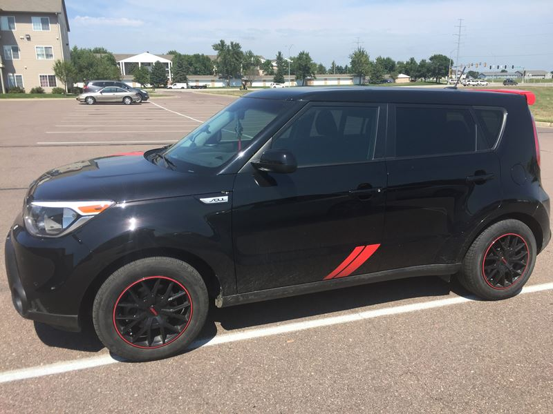 2015 kia soul for sale by owner in sioux falls sd 57198. Black Bedroom Furniture Sets. Home Design Ideas