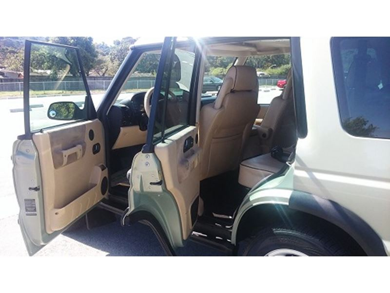 2003 land rover discovery for sale by private owner in san mateo ca 94497. Black Bedroom Furniture Sets. Home Design Ideas
