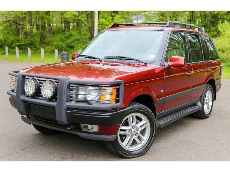 2000 land rover range rover for sale by owner in metairie. Black Bedroom Furniture Sets. Home Design Ideas