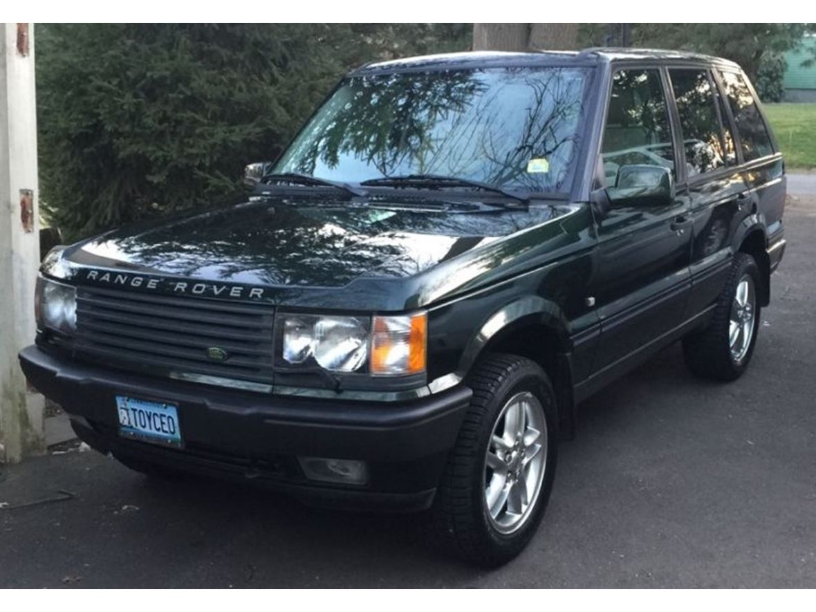 2001 Land Rover Range Rover for sale by owner in West Hartland