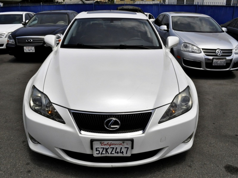 2007 lexus is250 for sale by owner in los angeles ca 90006. Black Bedroom Furniture Sets. Home Design Ideas