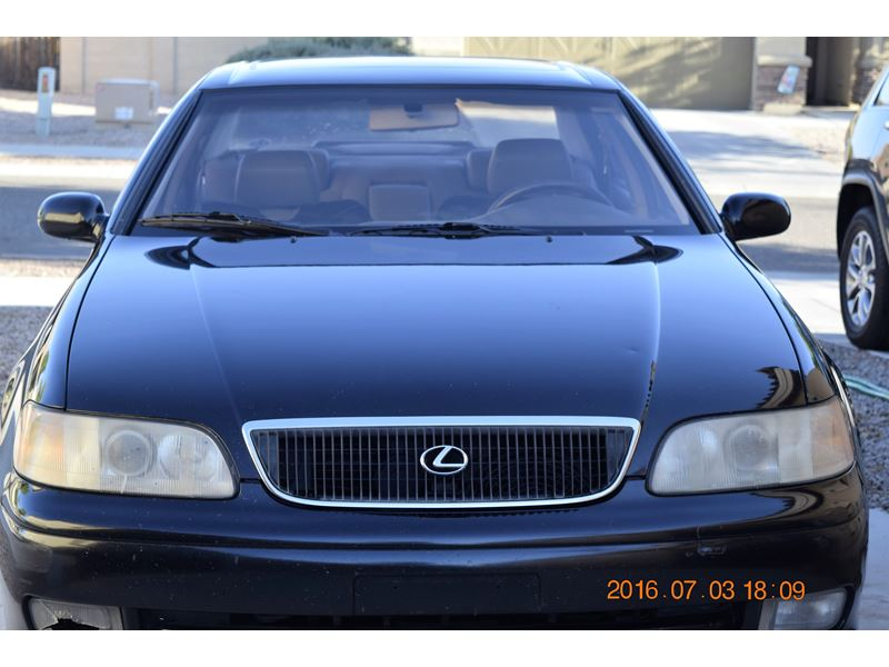 1996 lexus gs 300 for sale by owner in surprise az 85387. Black Bedroom Furniture Sets. Home Design Ideas