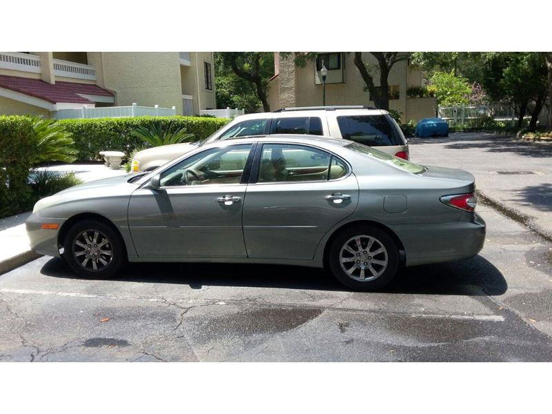used 2003 lexus es 300 private car sale in niceville fl 32588. Black Bedroom Furniture Sets. Home Design Ideas
