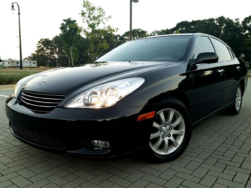 used 2004 lexus es 330 for sale by owner in marietta ga 30090. Black Bedroom Furniture Sets. Home Design Ideas