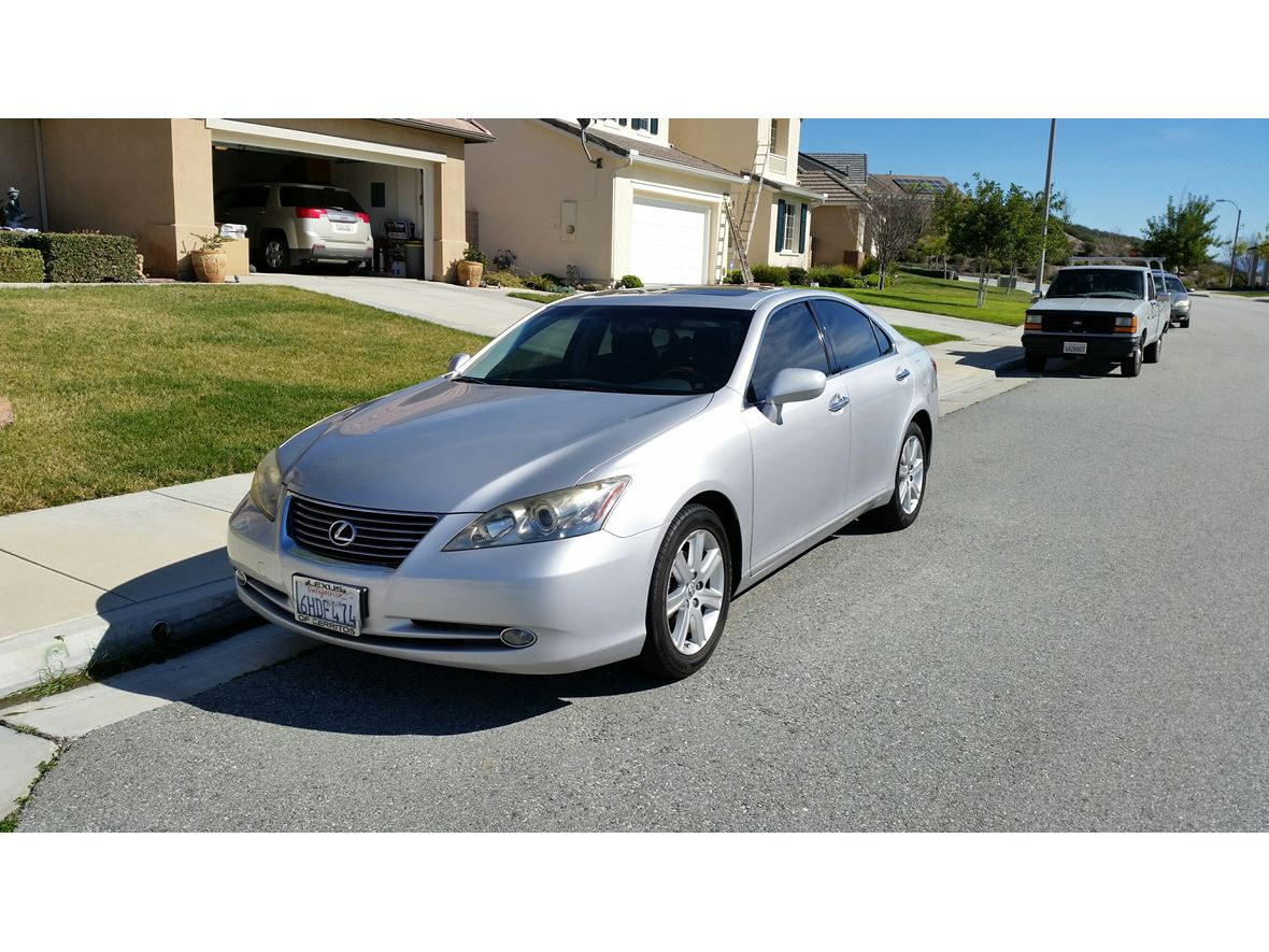 used 2009 lexus es 350 for sale by owner in menifee ca 92584. Black Bedroom Furniture Sets. Home Design Ideas