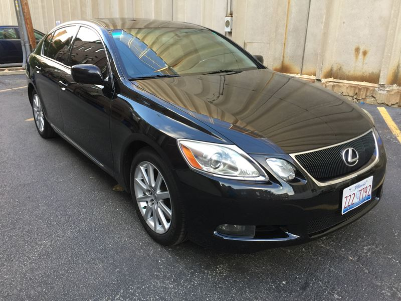 2007 lexus gs 350 for sale by owner in chicago il 60701. Black Bedroom Furniture Sets. Home Design Ideas
