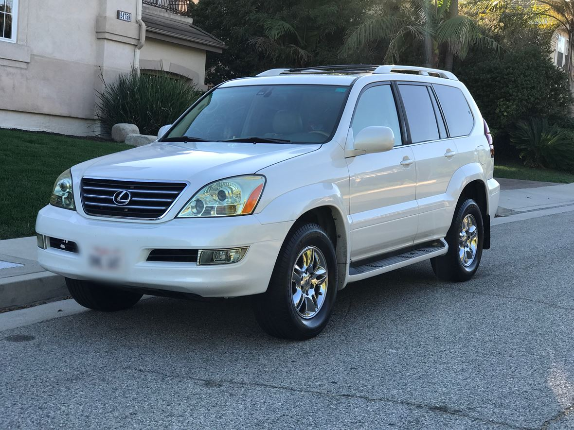 2005 Lexus GX 470 for sale by owner in Woodland Hills