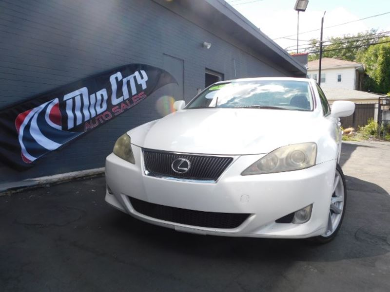2007 Lexus IS for Sale by Owner in Chicago IL