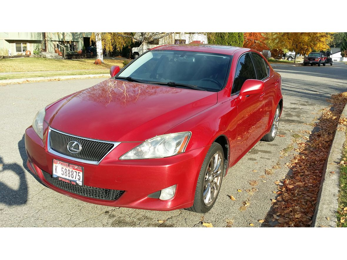 2007 Lexus IS 250 for sale by owner in Coeur D Alene
