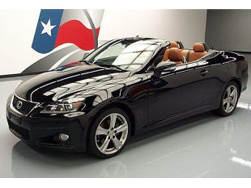 2012 lexus is 250c for sale by owner in columbia tn 38402. Black Bedroom Furniture Sets. Home Design Ideas