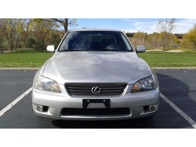 2001 lexus is 300 for sale by owner in beverly hills ca 90210. Black Bedroom Furniture Sets. Home Design Ideas