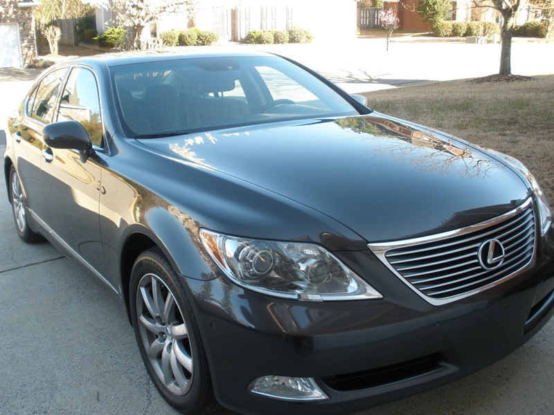 2008 lexus ls for sale by owner in birmingham al 35298. Black Bedroom Furniture Sets. Home Design Ideas
