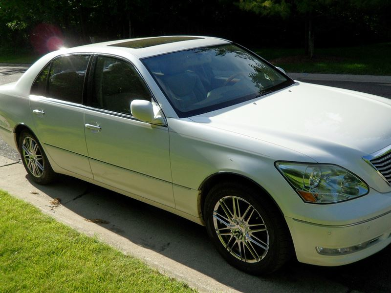 2004 lexus ls 430 for sale by owner in milwaukee wi 53224. Black Bedroom Furniture Sets. Home Design Ideas