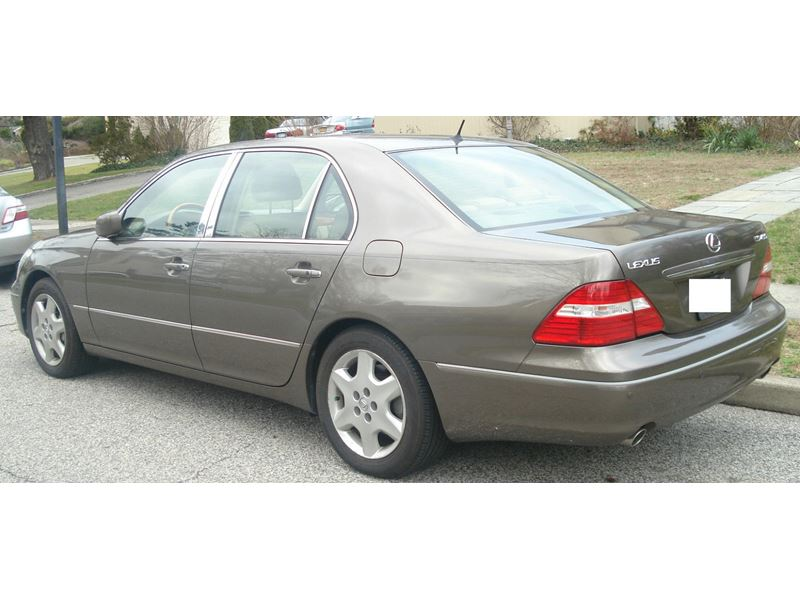 used 2004 lexus ls 430 for sale by owner in baltimore md. Black Bedroom Furniture Sets. Home Design Ideas