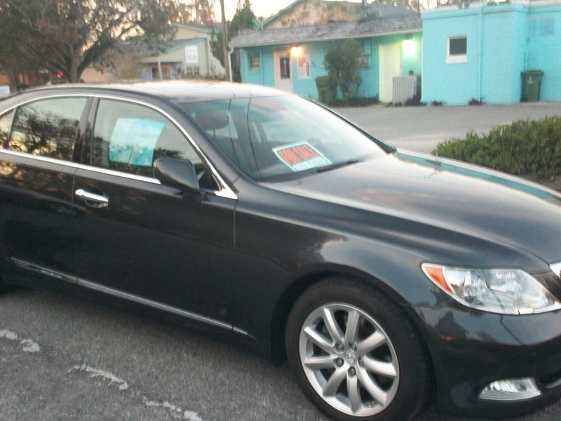 2007 lexus ls 460 private car sale in wilmington nc 28409. Black Bedroom Furniture Sets. Home Design Ideas