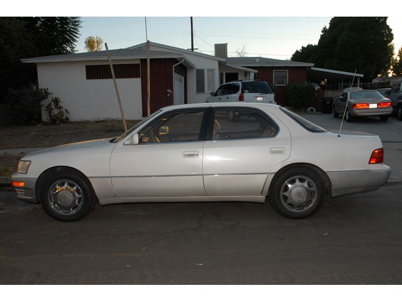 1994 lexus ls400 for sale by owner in pacoima ca 91333. Black Bedroom Furniture Sets. Home Design Ideas